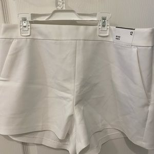 NWT Express Mid Rise Shortie size 12